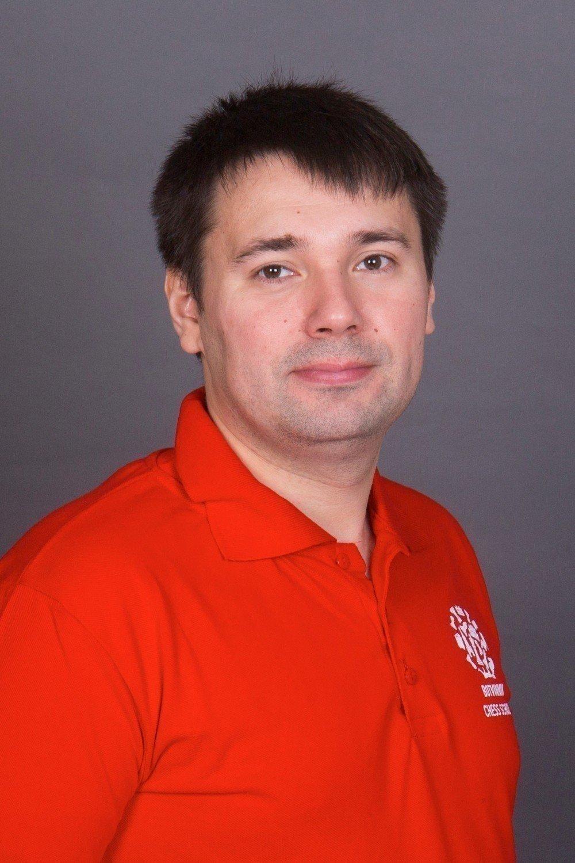 Станислав Фокин, руководитель шахматной школы им. М.М. Ботвинника Московского дворца пионеров