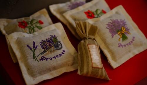 Жителей ЮЗАО научат делать натуральные ароматизаторы по старинным рецептам