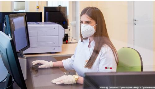 Депутат Мосгордумы Шарапова: Единый информационный сервис обеспечит москвичам врачебный контроль