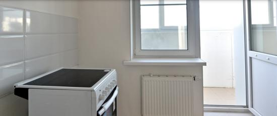 В доме по программе реновации на улице Гарибальди зарегистрировали первую квартиру
