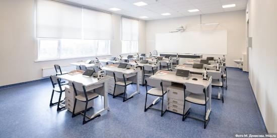 Собянин: Столичные школы продолжат очное обучение с 18 января