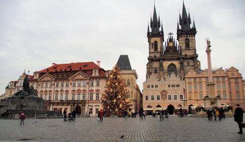 Власти Чехии запретили въезд иностранцам из-за ситуации с коронавирусом