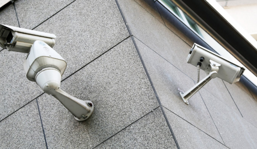 ГУВД: Уличные камеры наблюдения помогают в выявлении находящихся в розыске