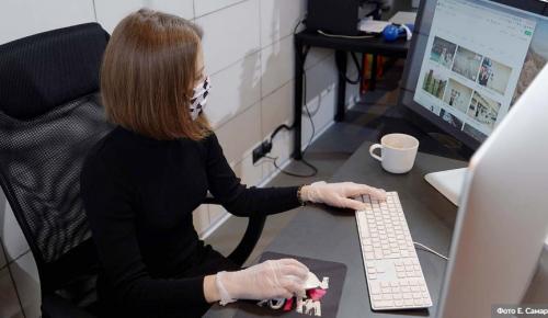 Собянин смягчил требования для работодателей об «удаленке»