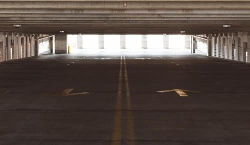 Жители Обручевского района могут приобрести парковочные места с большой скидкой