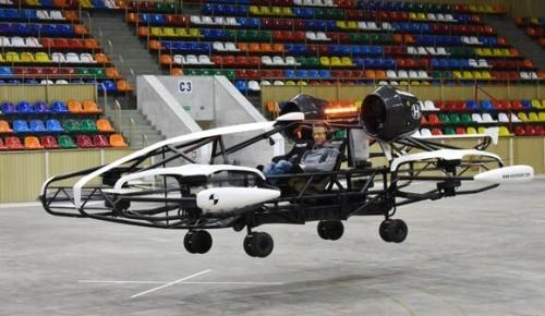 Депутат Мосгордумы Олег Артемьев рассказал о тестировании в столице прототипа летающего такси