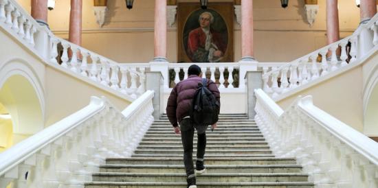 Собянин: Московские студенты возвращаются к очному обучению