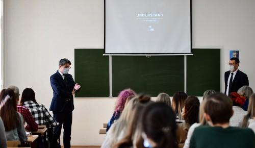 Студенты Московской финансово-юридической академии вернулись в свою альма-матер