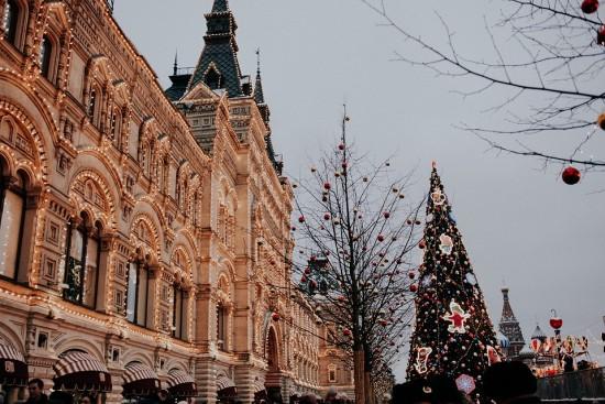 Собянин рассказал о праздничном убранстве московских улиц и площадей
