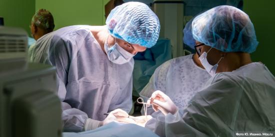 Собянин выделил гранты на инновационные исследования в сфере детской онкологии