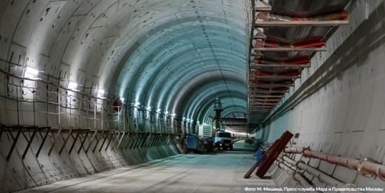 Собянин: Четыре станции метро откроется в Обручевском районе в ближайшие годы