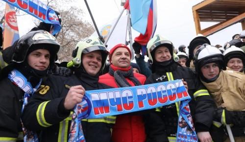 Глава МЧС России дал старт Всероссийскому пожарно-спасательному флешмобу