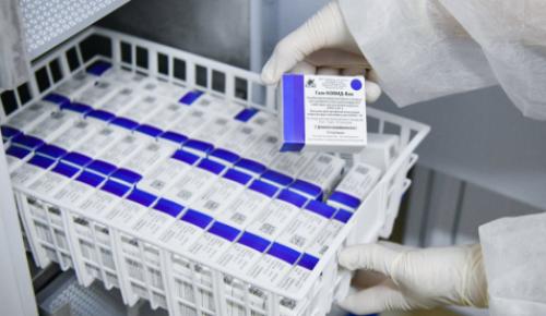 Общее число пунктов вакцинации в Москве с14 января будет увеличено до 100