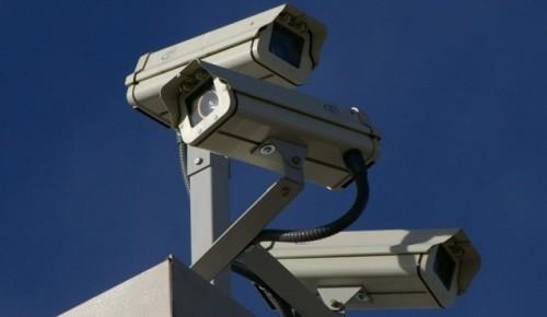 Видеонаблюдение поможет в раскрытии преступлений и в профилактике угонов транспортных средств