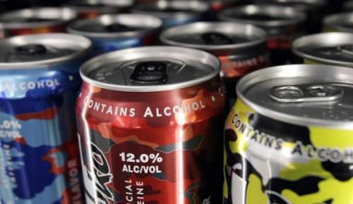 Активные граждане поддержали запрет на продажу алкоэнергетиков