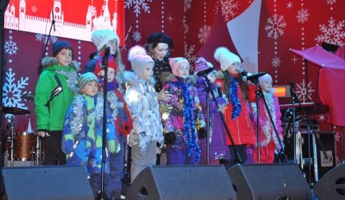 Творческие коллективы центра «Академический» выступили в парке «Южное Бутово»