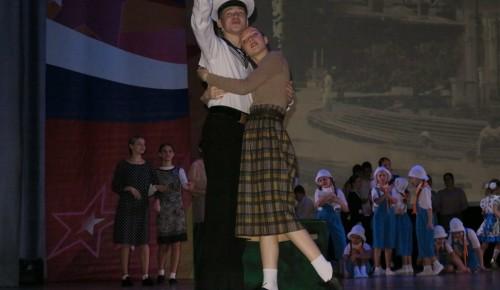 В ЮЗАО представили спектакль о героической обороне Севастополя