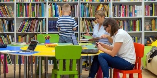 Библиотеки выдали более 3,8 млн книг по единому читательскому билету