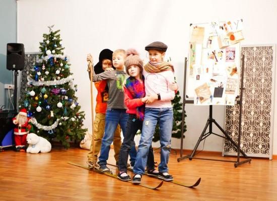 В январе в библиотеке № 178 ребят ждут святочные гулянья и интересные занятия