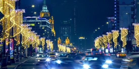 Транспорт в Рождественскую ночь будет работать до 03:00