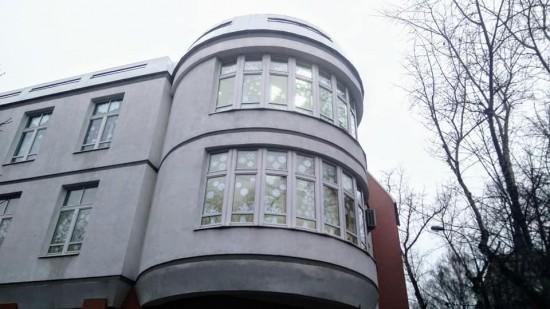 Новогоднее украшение школы № 1534 отмечено дипломом победителя конкурса «Гордость России»