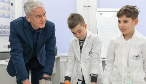 Сегодня сеть детских технопарков Москвы насчитывает уже 18 площадок