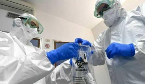 Москва ввела режим готовности для профилактики коронавируса