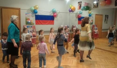Большой семейный праздник устроили в центре «Орион» для жителей Академического района