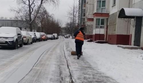 Строительный вагончик убрали с дворовой территории на улице Винокурова