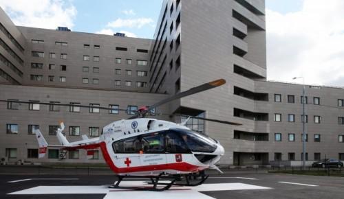 В Боткинской больнице в 2020 году отремонтируют еще пять корпусов
