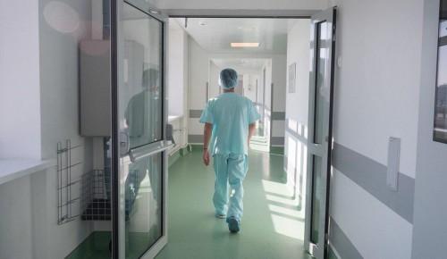 Депздрав: Умерший в Коммунарке пациент не болел коронавирусом