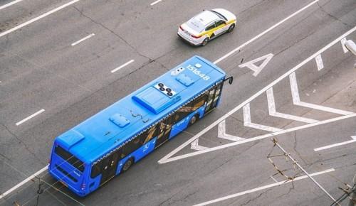 Подстанция для зарядки электробусов появится в ЮЗАО