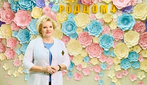 В феврале в роддоме № 4 при больнице им. В.В. Виноградова появился на свет 681 малыш