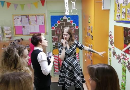 Педагоги школы № 45 побывали в гостях у коллег «Английской игровой школы»