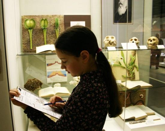 Квест для семейной аудитории ждет гостей Дарвиновского музея в дни весенних каникул