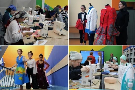 В образовательном комплексе прошел региональный этап Всероссийской олимпиады школьников по технологии