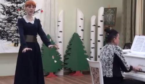 Есенинка приглашает жителей Академического района на концерт в своем аккаунте соцсети