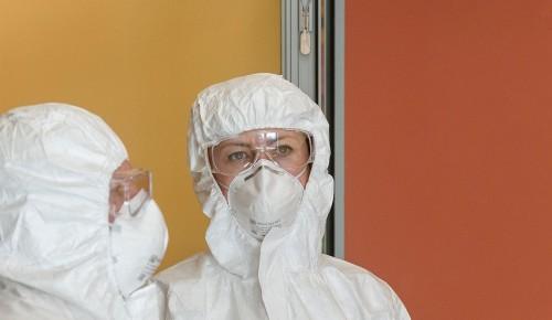 В Москве удалось избежать вспышки эпидемии, благодаря жестким мерам