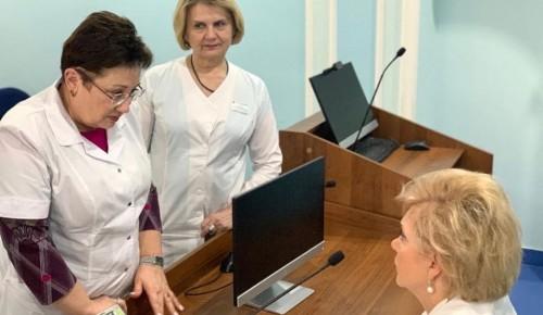 В больнице им. В.В. Виноградова обсудили повышение качества работы с пациентами