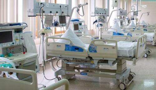 Ракова: Столичные больницы и скорая работают на пределе возможностей