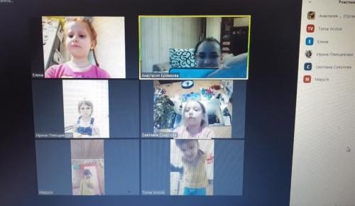 Участники «Калинушки» спели песни и заклички в честь Международного Дня птиц онлайн