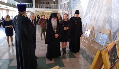 Представители храма Всех Преподобных Отцев Киево-Печерских приняли участие в мероприятии в честь Дня православной книги