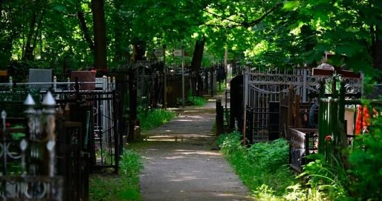 В Москве введены ограничения на посещение кладбищ из-за коронавируса