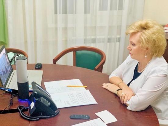 Традиционная конференция в больнице им. В.В. Виноградова прошла в онлайн-режиме