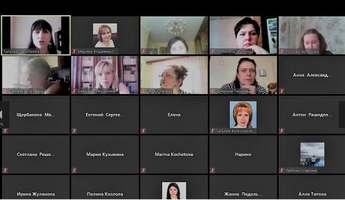Педагоги школы № 45 участвуют в проекте «Новый педагогический класс в московской школе»