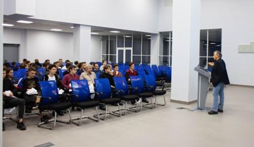 Сергунина: Ученики технопарка «Альтаир» в апреле завоевали почти 170 наград