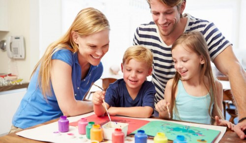 Сергунина пригласила горожан на онлайн-конкурс семейного творчества