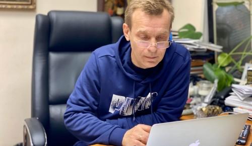 Депутат Мосгордумы: Городские коммунальные службы оперативно реагируют на запросы москвичей
