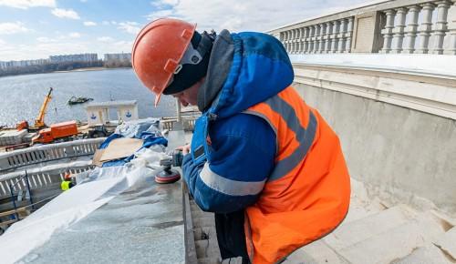 Собянин назвал сроки окончания реставрации Северного речного вокзала