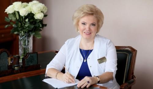 Депутат МГД отметила значительное увеличение объемов оказания плановой медпомощи в столичных больницах